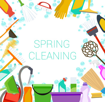 Spring cleaning tips and junk hauling services from R&R Containers